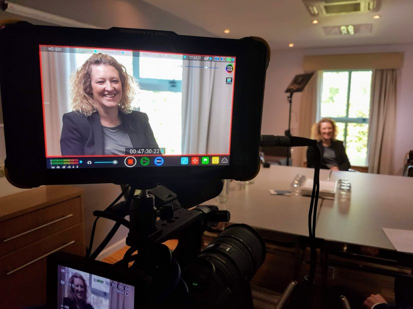 3 tips to prepare yourself for an on camera interview